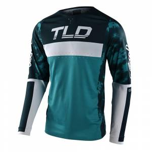Troy Lee Designs SE Pro Dyeno Marine Motocross Jersey