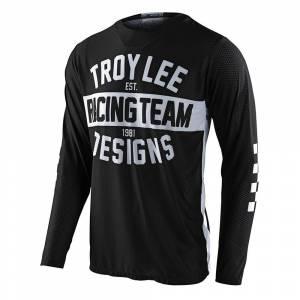 Troy Lee Designs GP Air Team 81 Black Motocross Jersey
