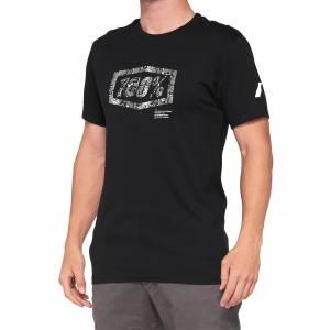 100% Essential Black Snake T-Shirt