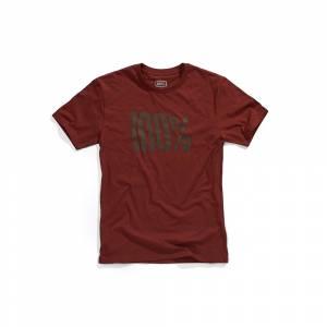 100% Threat Terracotta T-Shirt