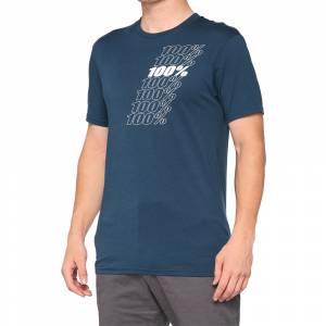 100% Nord Slate Blue T-Shirt