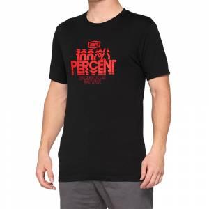 100% Roggar Black T-Shirt