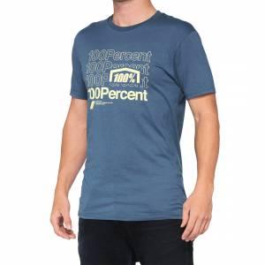 100% Kramer Slate T-Shirt