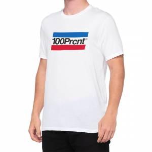 100% Alibi White T-Shirt