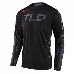 Troy Lee Scout GP Recon Camo Black Motocross Jersey