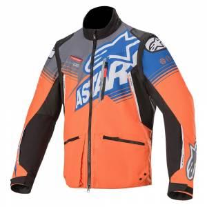 Alpinestars Venture Orange Grey Blue Enduro Jacket
