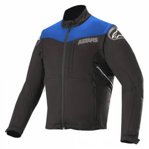 Alpinestars Session Blue Black Race Jacket