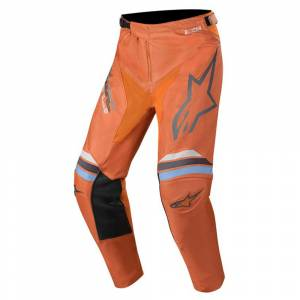 Alpinestars Racer Braap Dark Grey Orange Fluo Motocross Pants