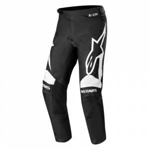 Alpinestars Racer Supermatic Black White Motocross Pants