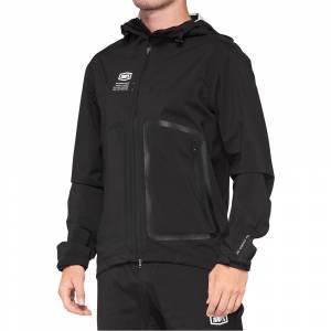 100% Hydromatic Black Jacket