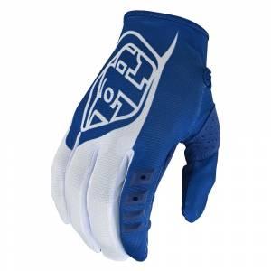Troy Lee Designs GP Blue Motocross Gloves