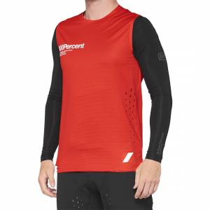 100% R-Core Concept Red Motocross Jersey