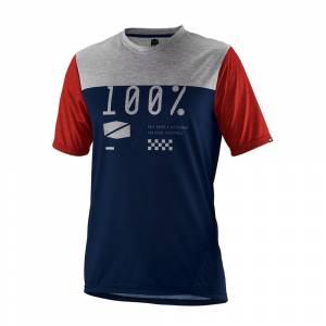 100% Airmatic Navy Motocross Jersey