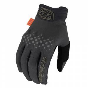 Troy Lee Designs Gambit Solid Tarmac Motocross Gloves