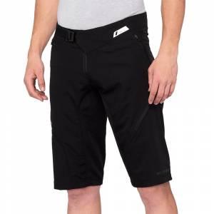100% Airmatic Black Motocross Shorts