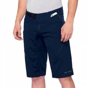 100% Airmatic Navy Motocross Shorts