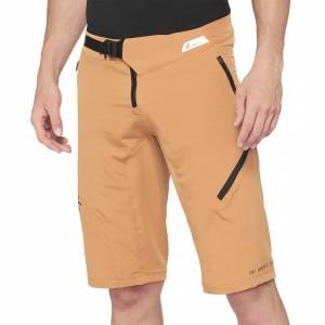 100% Airmatic Caramel Motocross Shorts