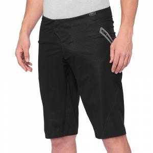 100% Hydromatic Black Fade Motocross Shorts