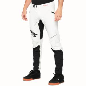 100% R-Core X Silver Motocross Pants