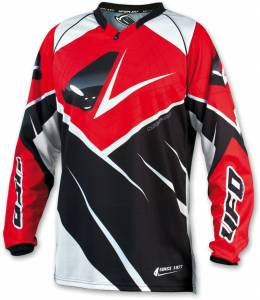 UFO Micron Jersey - Red