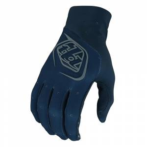 Troy Lee Designs SE Ultra Solid Marine Motocross Gloves