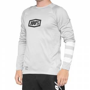 100% Kids R-Core Vapor White Motocross Jersey