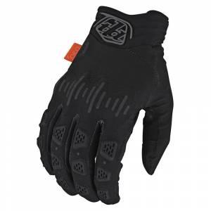 100% Brisker Fluo Orange Black Cold Weather Motocross Gloves