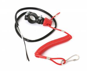 MDR Teather Lanyard kill Switch - Clamp On