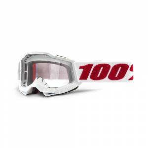 100% Accuri 2 Denver Clear Lens Youth Goggles