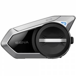 Sena 50S-01 50S Motorcycle Bluetooth Communication System with Mesh Intercom