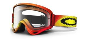 Oakley O Frame Goggles - Swell Fade Red/Yellow