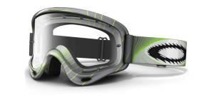 Oakley O Frame Goggles - Swell Fade Green/Grey