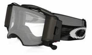 Oakley Airbrake MX Roll Off Goggles - Jet Black Speed Cod 57-989