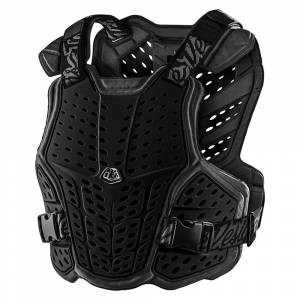 Troy Lee Kids Rockfight Black Chest Protector