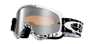 Oakley O Frame Goggles - Tagline White Black Iridium