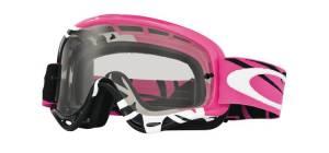 Oakley O Frame Goggles - Razorwire Pink