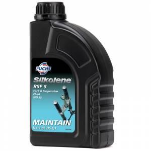Silkolene RSF 5 Racing Suspension Fluid - 1 litre