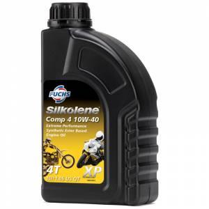 Silkolene Comp 4 10W-40 XP - 1 Litre