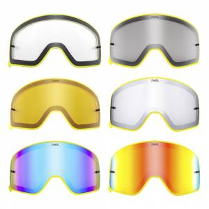 ONeal B-50 Yellow Frame Replacement Goggle Lens