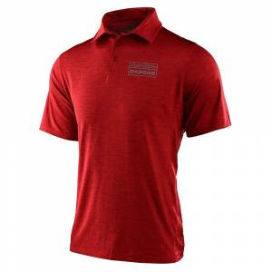Troy Lee Gas Gas Red Team Polo Shirt