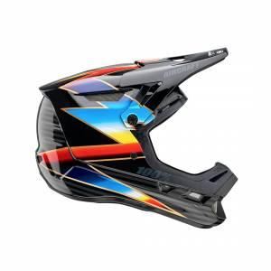 100% Aircraft Composite Knox Black Mountain Bike Helmet