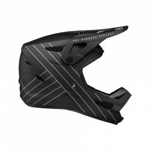 100% Kids Status Essential Black Mountain Bike Helmet