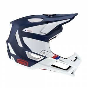 100% Trajecta Fidlock Intrepid Mountain Bike Helmet