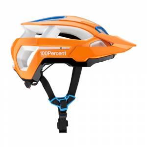 100% Altec Fidlock Neon Orange Mountain Bike Helmet