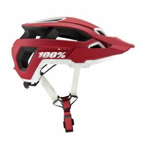 100% Altec Fidlock Deep Red Mountain Bike Helmet