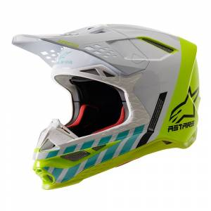 Alpinestars Supertech S-M8 Anaheim Ltd Edition Motocross Helmet