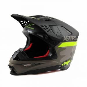 Alpinestars SM10 Limited Edition AMS 21 MX Helmet