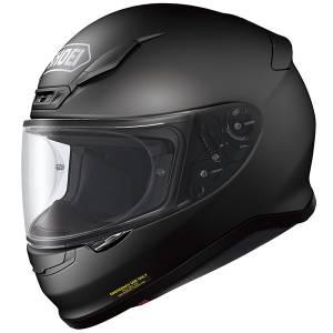 Shoei NXR Plain Black Full Face Helmet