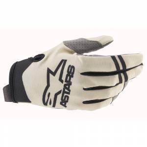 Alpinestars Radar Sand Black Motocross Gloves