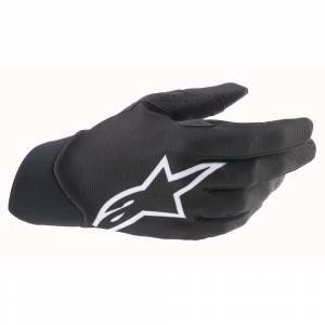 Alpinestars Dune Black White Motocross Gloves